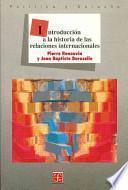 Introducción a la historia de las relaciones internacionales