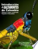 Introduccion a los saltamontes de Colombia