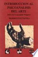 Introducción Al Psicoanálisis Del Arte