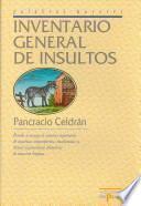Inventario general de insultos