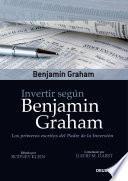 Invertir según Benjamin Graham