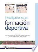 Investigación en formación deportiva