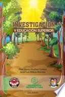 INVESTIGACION Y EDUCACION SUPERIOR