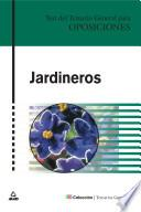 Jardineros.test Del Temario General.ebook