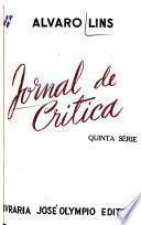 Jornal de crítica