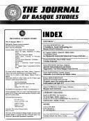Journal of Basque Studies