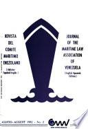 Journal of the Maritime Law Association of Venezuela