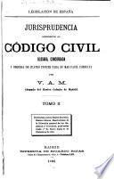 Jurisprudencia referente al Código civil
