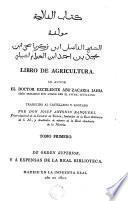 Kitabu al-Filaha [...]