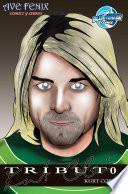 Kurt Cobain comic biografia