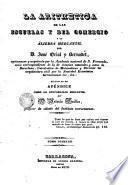 La Aritmetica de las escuelas y del comercio y el algebra mercantil, 1