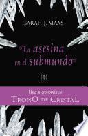 La asesina en el submundo (Una micronovela de Trono de Cristal 3)