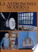 La astronomía moderna