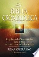 La Biblia cronologica / The Chronology Bible