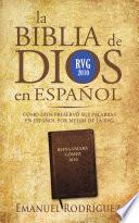 La Biblia de Dios en Español