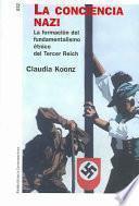 La conciencia nazi