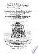 La coronica general de Espana