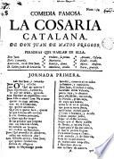La cosaria catalana