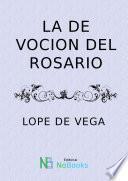 La devoción del rosario