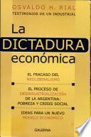 La dictadura económica