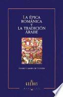 La épica románica y la tradición árabe