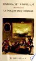 La época de Bach y Haendel