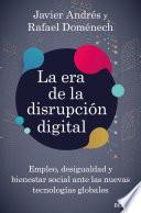 La era de la disrupción digital