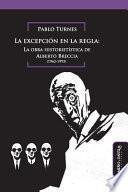 La excepción en la regla: La obra historietística de Alberto Breccia