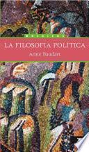 La Filosofía Política