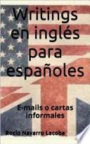 La guía de los writings en inglés para españoles