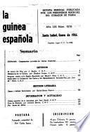 La Guinea Española