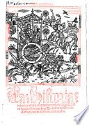 La historia del muy noble y esforcado cauallero Don Claria de landanis hijo del rey Lantedon de Suecia [Libro primero]