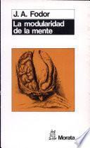 La modularidad de la mente
