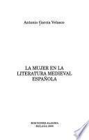 La mujer en la literatura medieval española