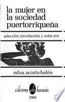 La Mujer en la sociedad puertorriqueña