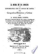 La munda de los romanos y su concordancia con la ciudad de Ronda ...