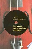 La música como medicina del alma