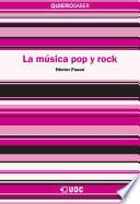La música pop y rock