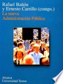 La nueva administración pública