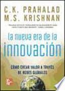 La nueva era de la innovación