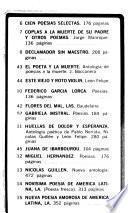 La Nueva poesía amorosa de América Latina