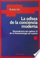 La odisea de la conciencia moderna