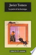 La patria de las hormigas