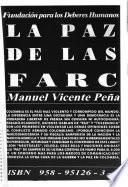 La paz de las FARC