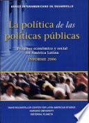 La Política de Las Políticas Públicas