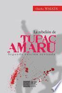 La rebelión de Tupac Amaru