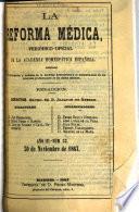 La Reforma médica