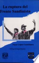 La ruptura del Frente Sandinista