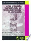 La ruta critica de las mujeres afectadas por la violencia intrafamiliar en America Latina
