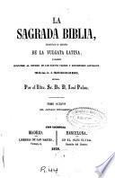 La Sagrada Biblia, 8